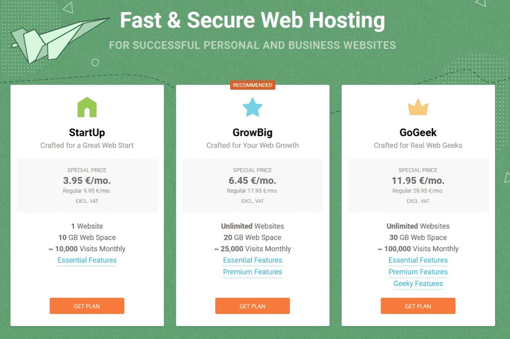 Tarife_Siteground_Webhosting